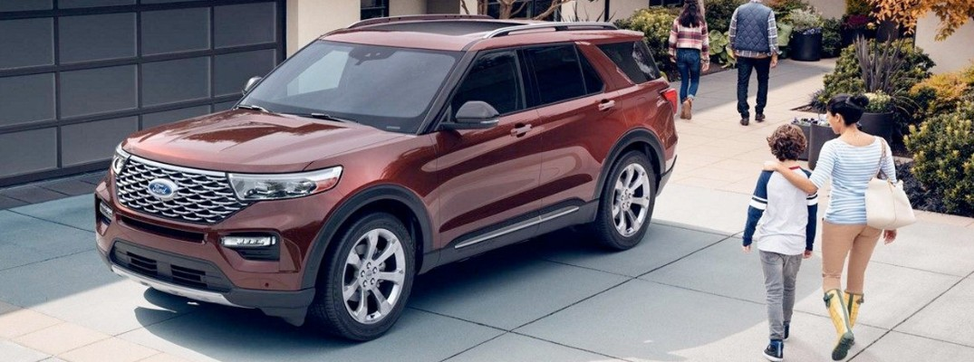 New Features And Specs Of The 2020 Ford Explorer Sherwood Ford