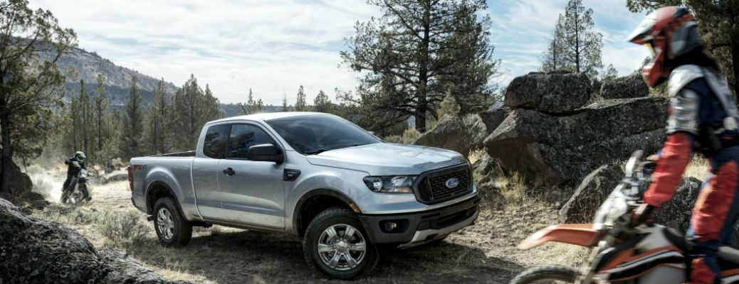 2019 Ranger Off Road Performance