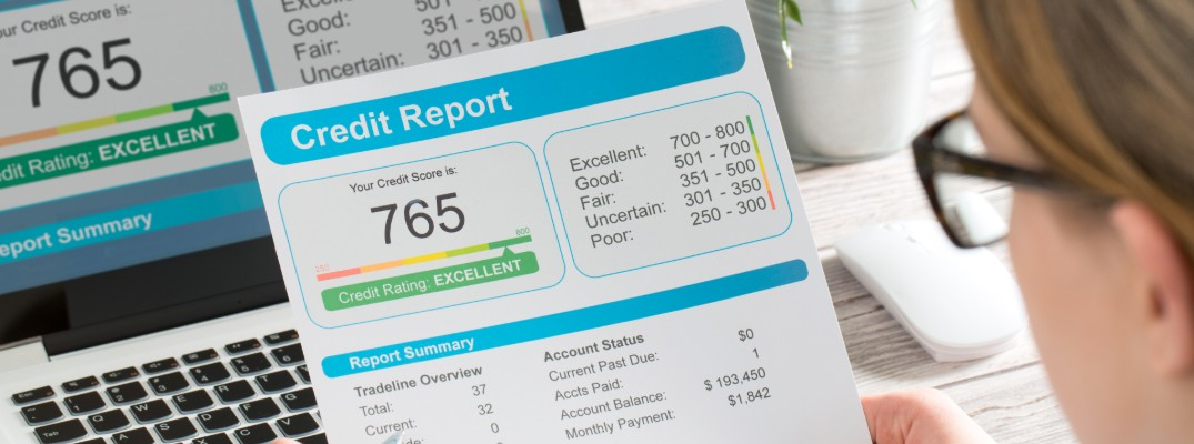 How to fix your credit score for loan approval on a new Ford model