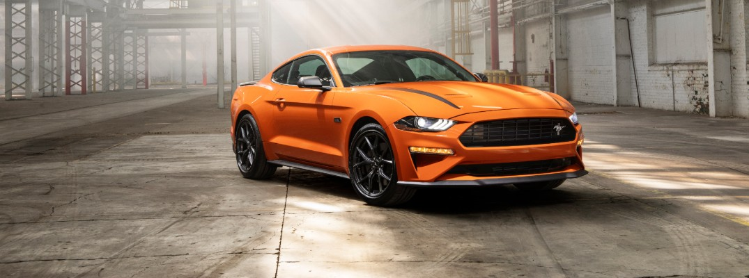 The 2020 Ford Mustang is getting some serious upgrades!