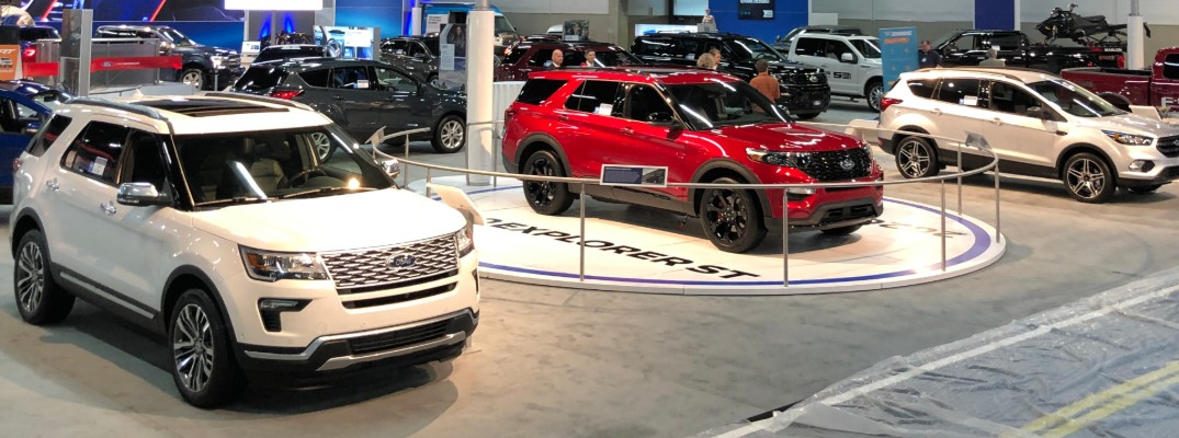 ICYMI: Ford Has A Strong Showing at 2019 Edmonton Motorshow