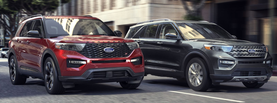 The all-new 2020 Ford Explorer is stronger than ever!