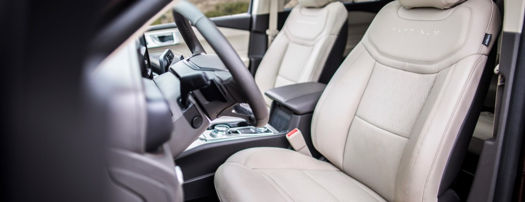 The 2020 Ford Explorer is more comfortable than ever before!