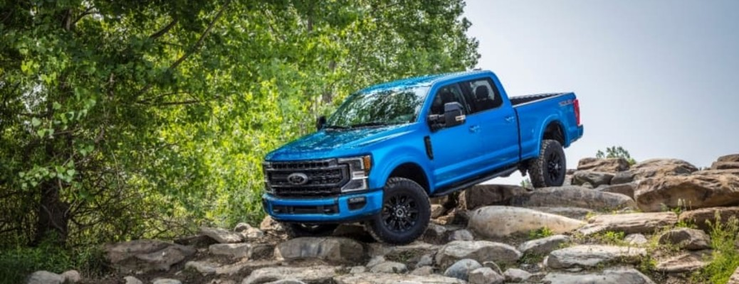 Expect Off-Road Ready Upgrades for the 2020 Ford Super Duty!