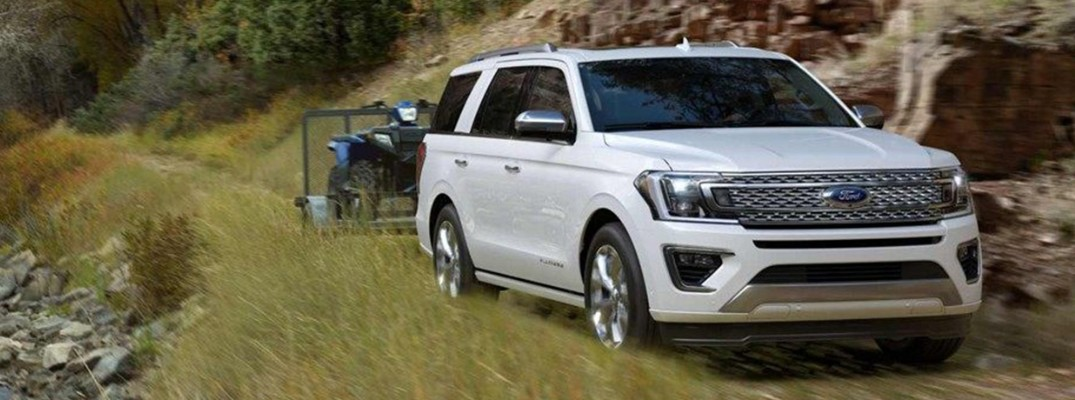 How powerful is the 2019 Ford Expedition?