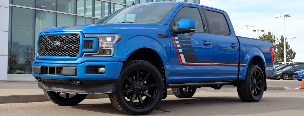 How to Custom Build your Ford F-150 through Sherwood Ford