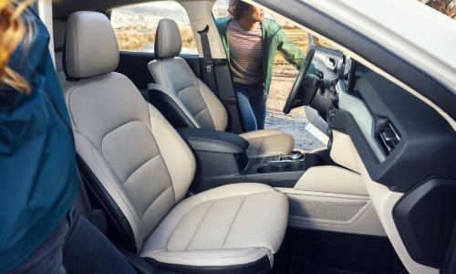 Interior Features And Dimensions Of The 2020 Ford Escape Sherwood Ford
