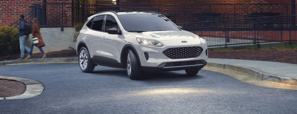 How versatile will the new Ford Escape be?