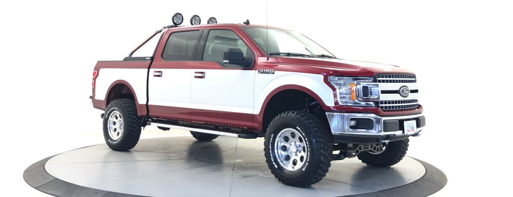 Custom Built 2019 Ford F-150 at Sherwood Ford