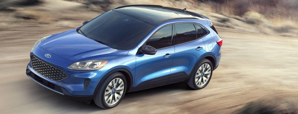Starting Canadian Prices For The 2020 Ford Escape Sherwood Ford