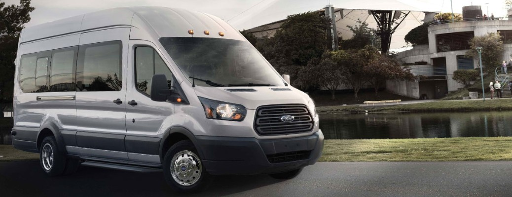 What's new with the 2020 Ford Transit?