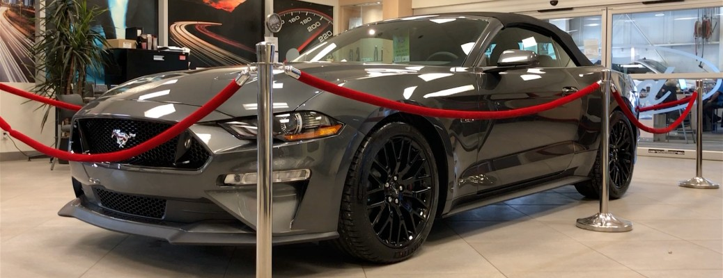 The World's First Super Charged Roush Performance 2020 Mustang GT Premium Convertible