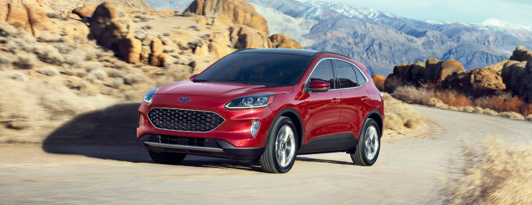 What's new with the 2020 Ford Escape Hybrid and Plug-In Hybrid?