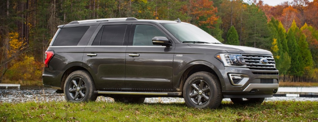 What is included with the 2020 Ford Expedition's FX4 Off-Road Package?