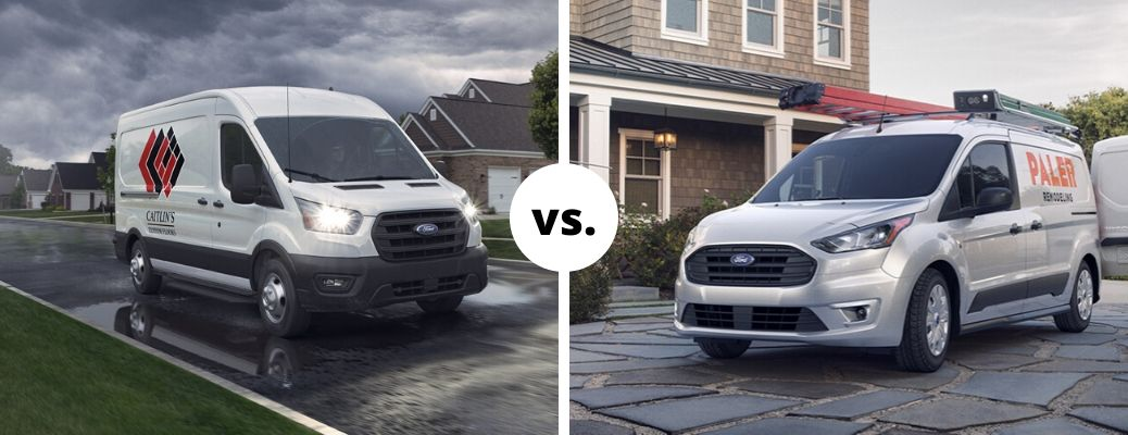 How do Ford's commercial fleet vans stack up?