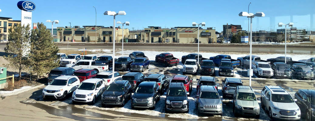 Which Pre-owned Car, Truck or SUV at Sherwood Ford is Right for You?