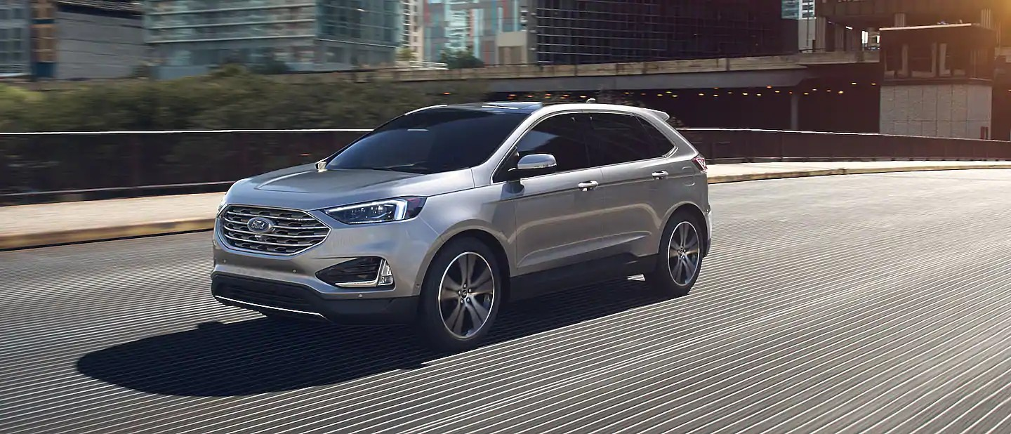 2020 Ford Edge Iconic Silver
