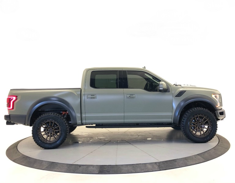 Giant Customs 2019 Ford F-150 Raptor side view
