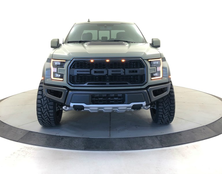 Giant Customs 2019 Ford F-150 Raptor front view