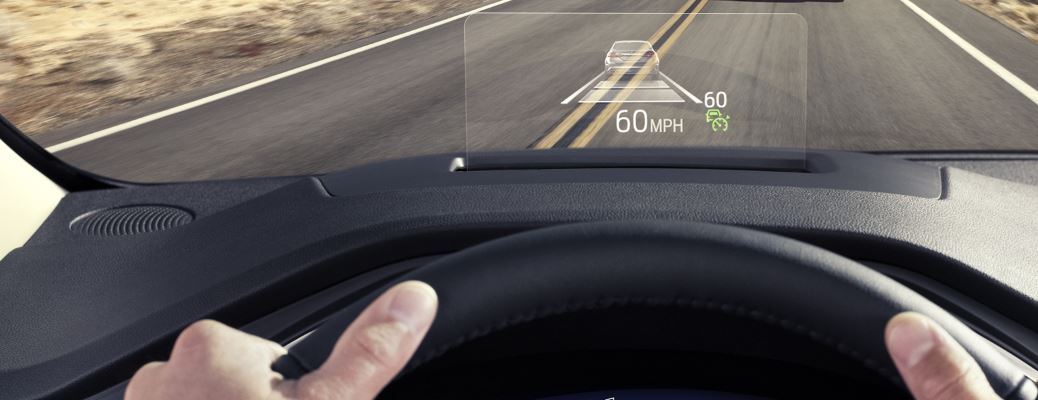 What is the Ford Head-Up Display?