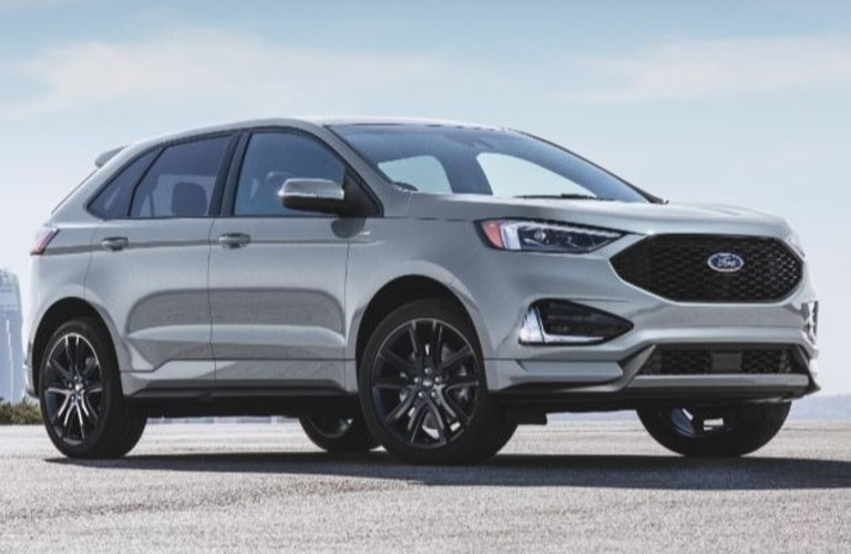 2020 Ford Edge ST-Line front view