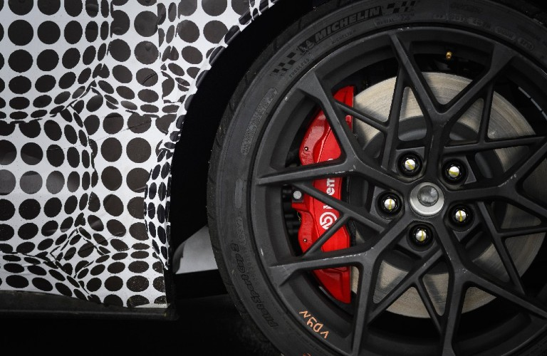 2021 Ford Mustang Mach 1 wheel
