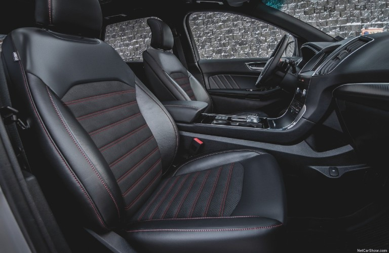 2020 Ford Edge ST-Line front seats
