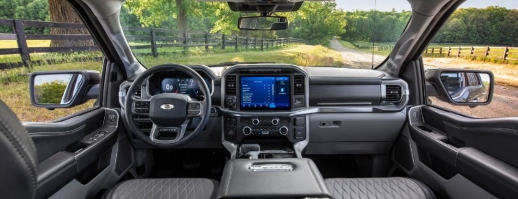 How does the 2021 Ford F-150 Help Drivers Stay Connected?