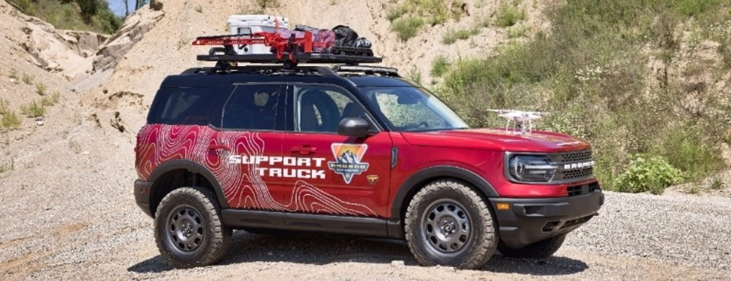 What is the Bronco Sport Off-Roadeo Adventure Patrol concept?