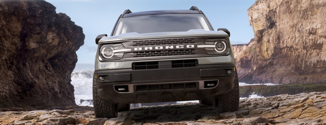 2021 Ford Bronco Sport exterior design and features