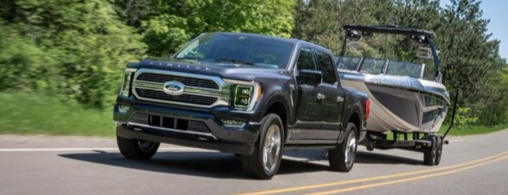 How does the 2020 Ford F-150 compare to its competitors?