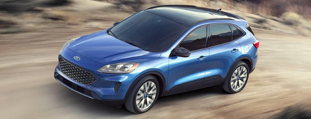 2020 Ford Escape accessories for camping