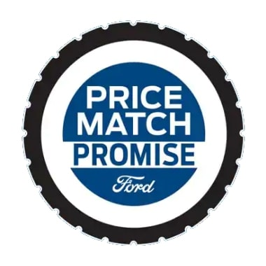 Ford Price Match Promise text icon