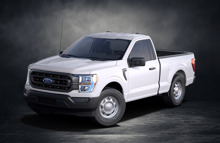 2021 Ford F-150 XL front view