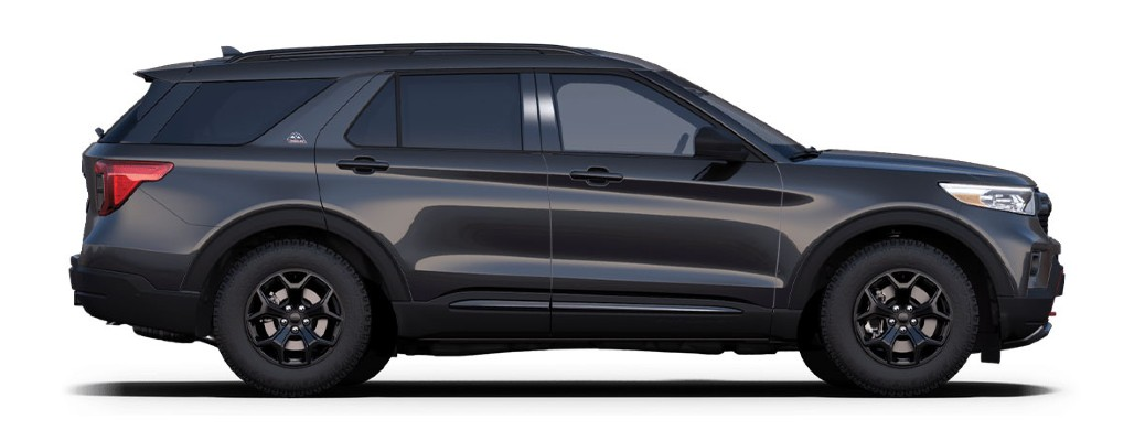 2021 Ford Explorer Timberline side view