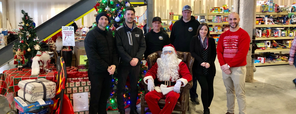 Sherwood Ford Community Event Recap for November 2019