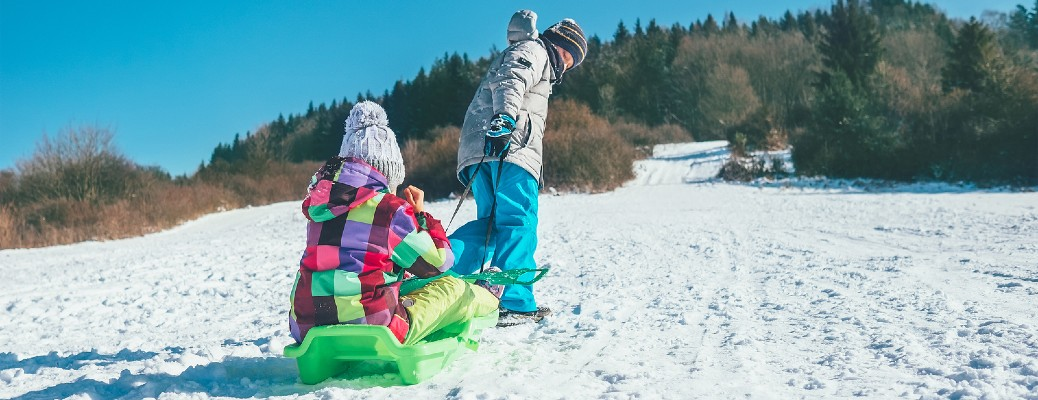 Where are the best places to go sledding in Edmonton AB?