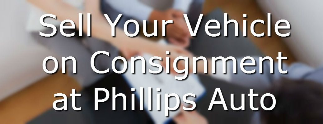 Benefits of Selling Your Vehicle on Consignment