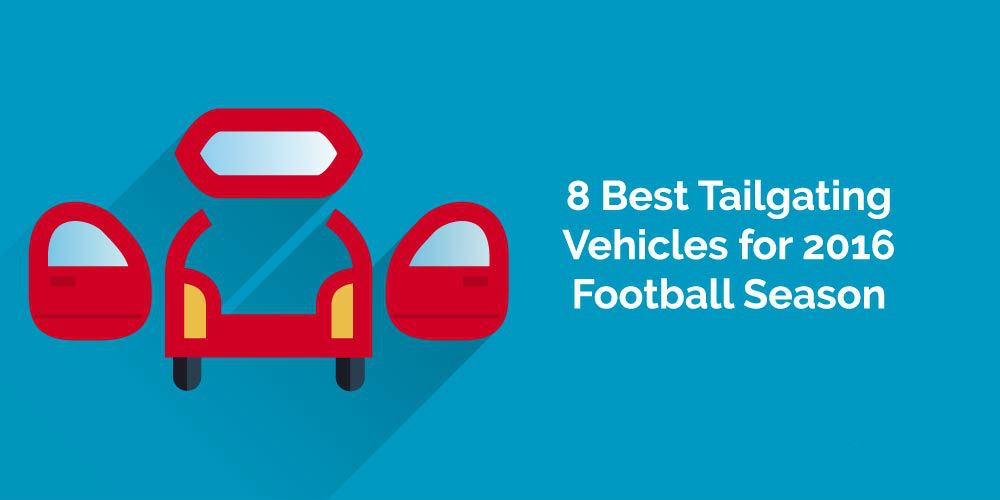 best tailgating cars