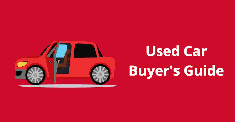 how to buy a used car - used car buyer's guide