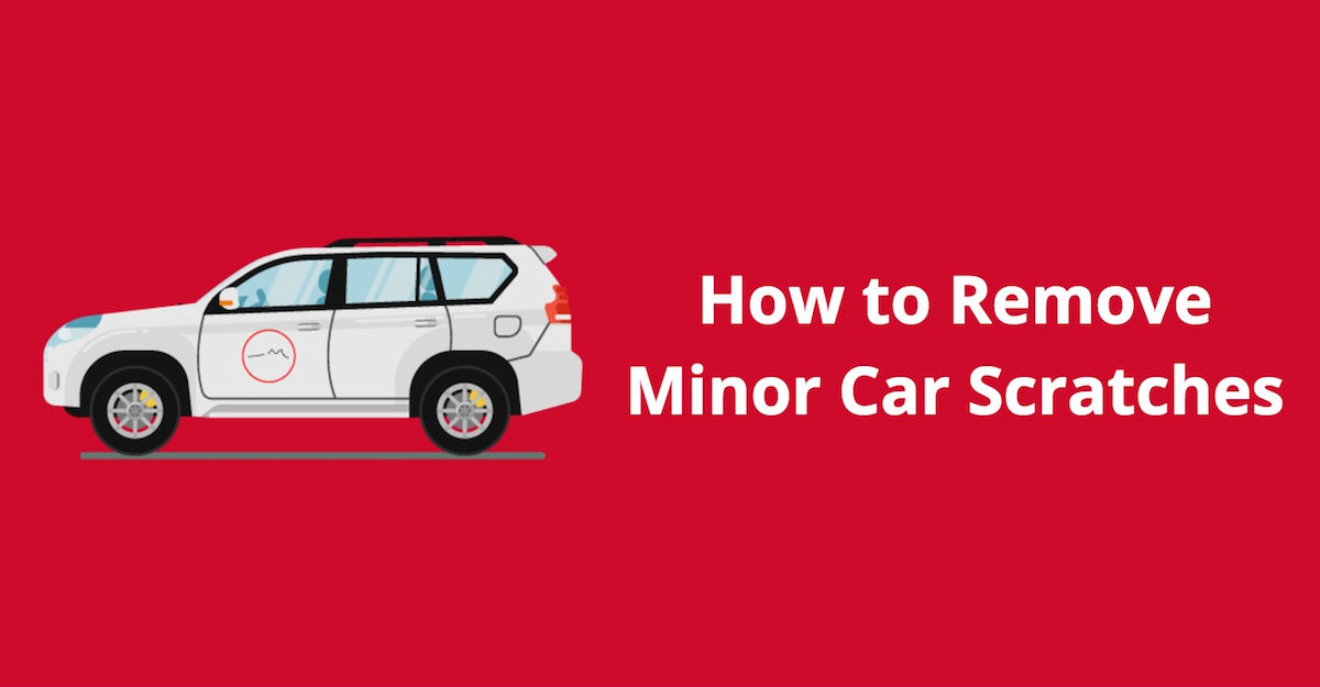 how to fix minor car scratches - Auto Simple