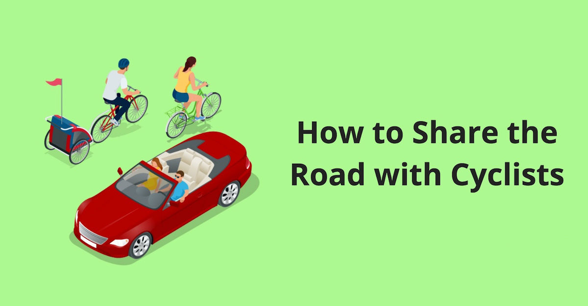 tips for drivers and cyclists - Auto Simple