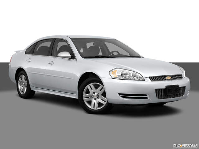 Chevrolet Impala LT - Sedan Body Style Description