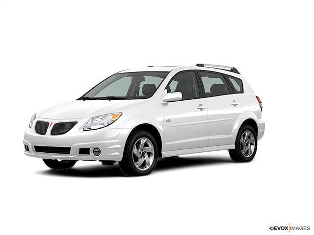 Pontiac Vibe - Crossover Car Body Style Description