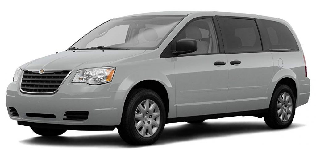 Chrysler Town & Country - Minivan Body Style Description