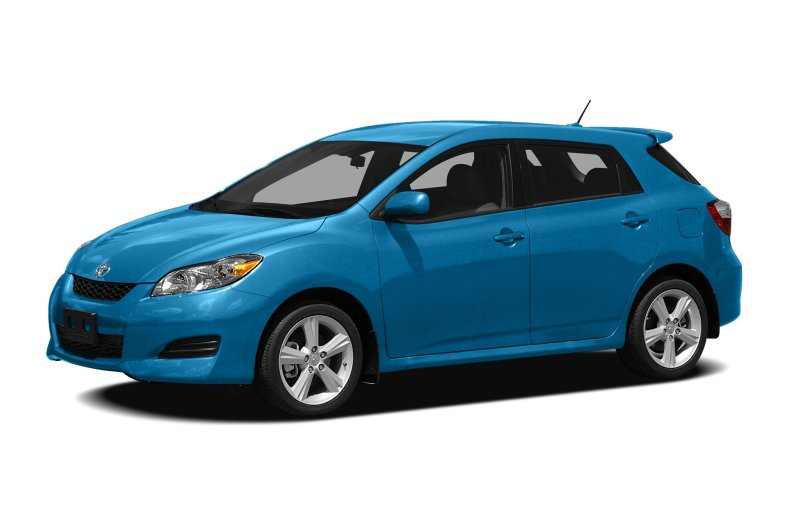 Toyota Matrix - Station Wagon Body Style Description