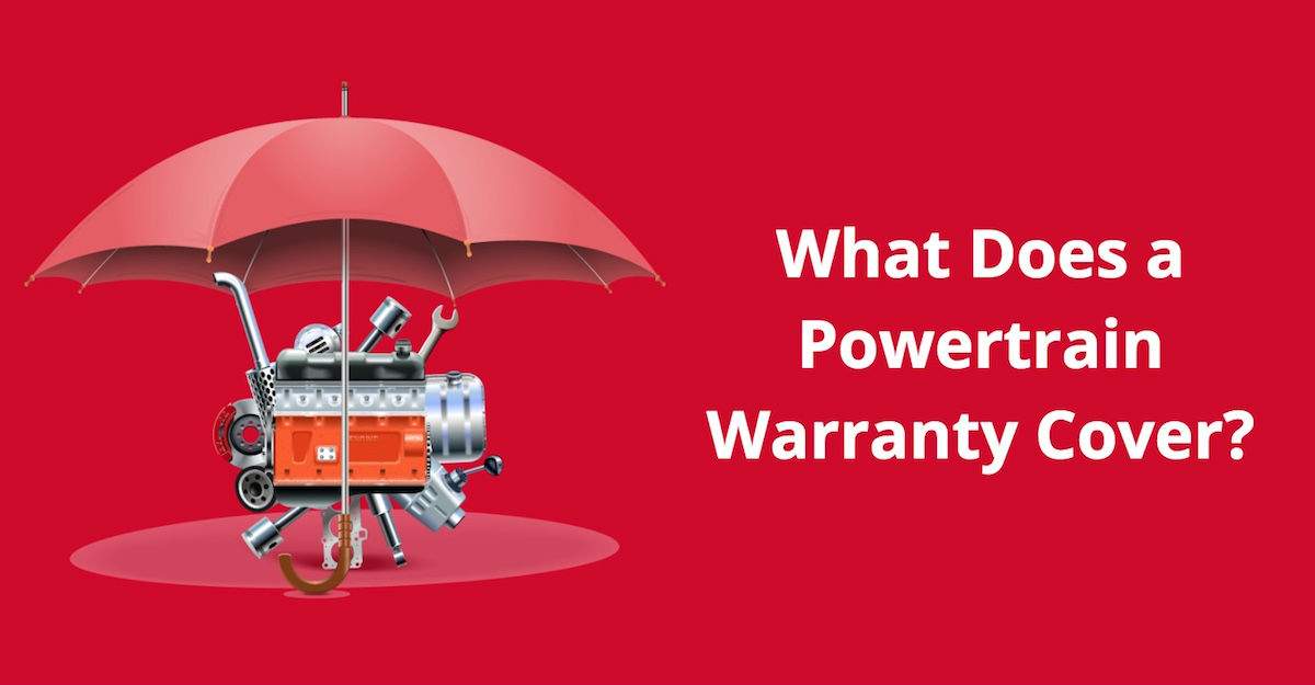 What is Powertrain? What Does a Powertrain Warranty Cover?