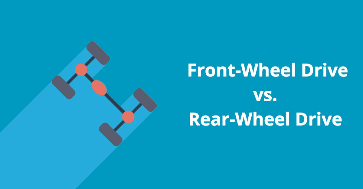 Front-Wheel Drive vs  Rear-Wheel Drive | Pros & Cons