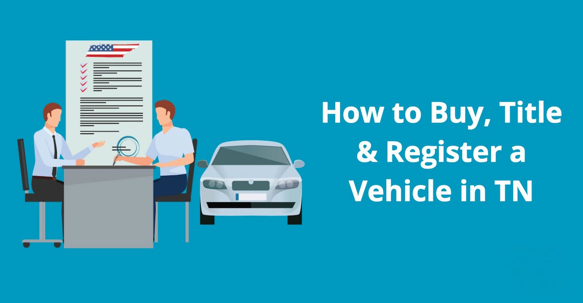 What are vehicle registration fees in tennessee