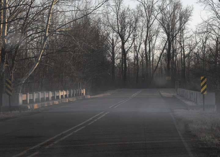 Pigman Bridge - TN Haunted Roads and Places